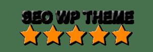 SEO WP Theme 5 Sterne