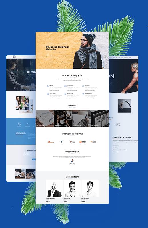 Webseiten Beispiele 2