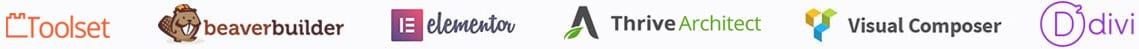 Page Builder Logos